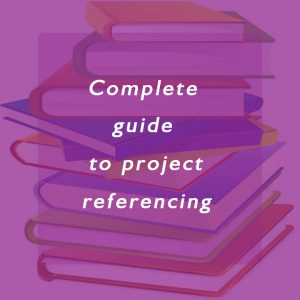complete guide to prject referencing