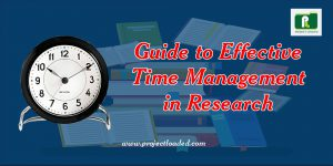 time management in research